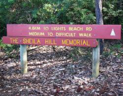 Sheila Hill Walk Trail