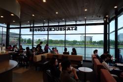 Starbucks Coffee Toyama Kansui Park