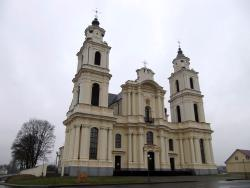 National Sanctuary of the Mother of God of Budslau