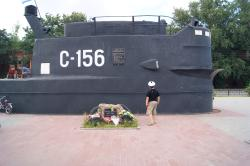 Monument to Sailors-Submariners of Baltic
