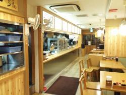 まいどおおきに食堂 広島八丁堀食堂
