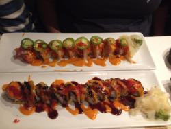 Nagoya Japanese Steakhouse and Sushi