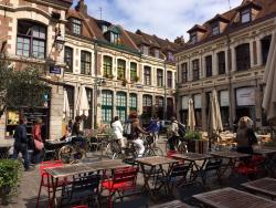 Lille a Velo By Le Grand Huit