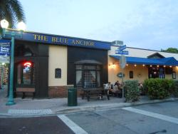 Blue Anchor British Pub