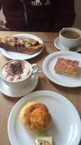 The Apiary Cake and Coffee House