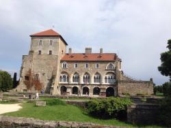 Kuny Domokos Museum at the Tata Castle