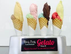 Black Peak Gelato