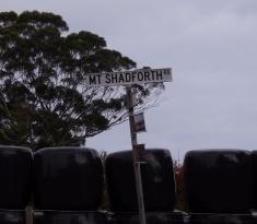 Mount Shadforth Scenic Drive