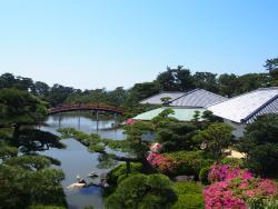 中津万象園はお殿様のお庭だった~1688年に築庭された300年以上の歴史あるお庭!