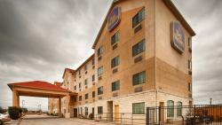 BEST WESTERN Windsor Pointe Hotel & Suites-AT&T Center
