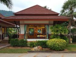 Paradise Resort in Koh Chang Island, Thailand