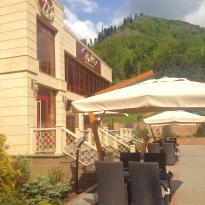 Mountain Cafe Medeo