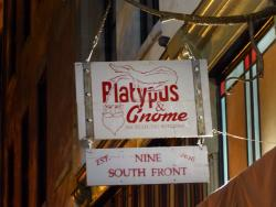 Platypus and Gnome