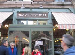 Crave Fishbar Upper West