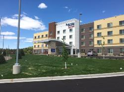 Fairfield Inn & Suites Eau Claire Chippewa Falls
