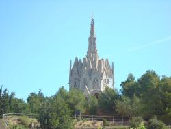 Santuari de la Mare de Déu de Montserrat a Montferri