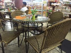 J.A Lanchonete E Cafeteria