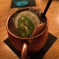 The Ginger Mule Tonic & Meals