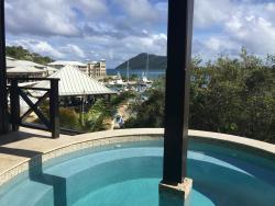 Our Villa view