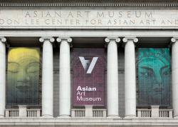 サンフランシスコ アジア美術館