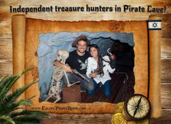Pirate Cave Escape room