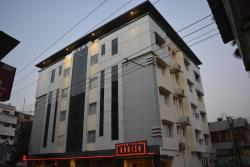 Hotel krrish which is situated 2km from patna airport & ambience are suprb.