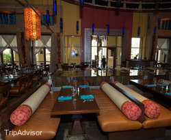 Emeril's Tchoup Chop at the Loews Royal Pacific Resort at Universal Orlando