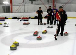 Lake Tahoe Epic Curling