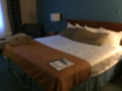 Nice room and comfortable bed!!