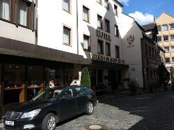 Das Steichele Hotel Restaurant Weinstube