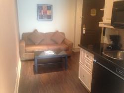 Room - Kitchen/Sitting Area