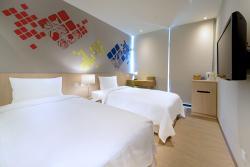 Park City Inn & Hostel - Yonghe Taipei