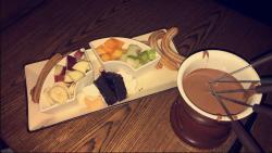 churro platter