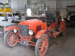 Winton Diamantina HeritageTruck & Machinery Museum