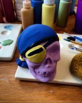Studi di pittura e ceramica