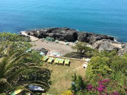 Panorama su terrazza/giardino