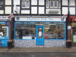 Marino's Fish Bar - Wincheap