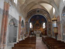 Eglise Medievale Notre-Dame-d'Alydon
