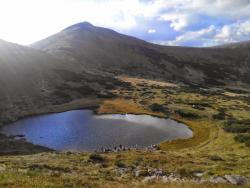 Lake Nesamovitoye