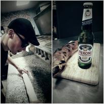 La cucina pizza