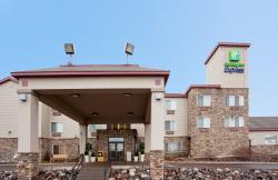 ホリデー イン エクスプレス ホウトン-キウィノー ホテル