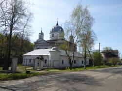 Nikolayevskiy Starotorzhskiy Monastery