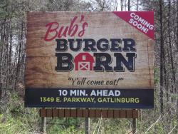 Bub's Burger Barn
