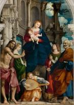 Parrocchia Dedicata a Visitazione della Beata Vergine Maria