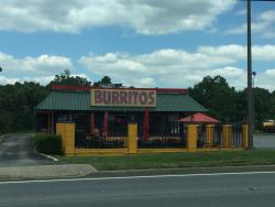 Burritos Fresh Mexican
