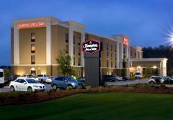 Hampton Inn & Suites Savannah Airport
