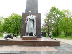 Monument to the Fighters for the Soviets in North Caucasus