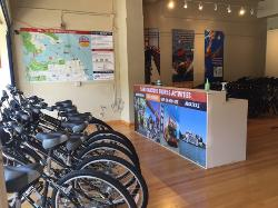 Golden Gate Bridge Bike Rentals