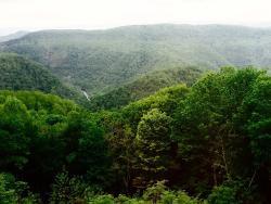 Pipestem State Park