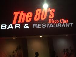The 80's Bar & Restaurant Disco Club